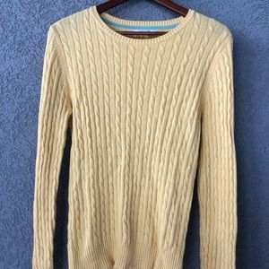 Merona crewneck sweater Large